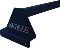 0802HR - Arvika Steel roof bars Tent-Trailer