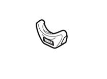 7533236 - Thule part - Wheel tray end cap