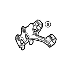 7533530 - Thule AntiSway T3 Assembly 954