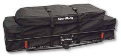 SR8120 - Sportrack Sac de Rangement pour Panier d'Attelage Vista