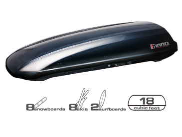 BRA1850-BK - Inno Shadow 18 noire