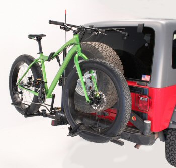 SPRWH-F-PAIR - Hollywood Racks - Fat Tire Wheel Holder